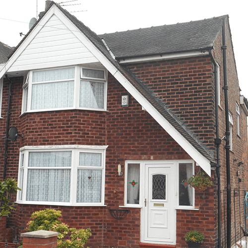 House Valuations in Trafford